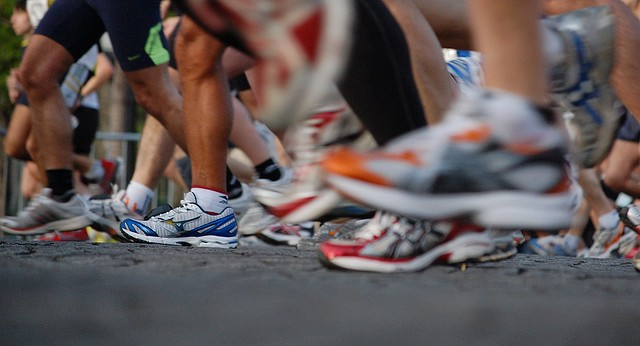 Of Running Shoes and Superheroes